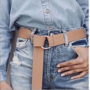 B-Low The Belt Faux Leather Belt One Size Flexible
